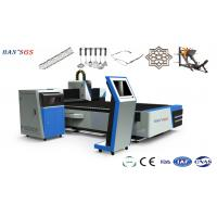 Quality 0.5~5MM Stainless Steel Laser Cutter Machine , Laser Cutting Machine For Metal wholesale