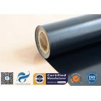 Quality Eco Friendly Reclaimed Ptfe Coated Glass Cloth 0.25mm Thickness wholesale