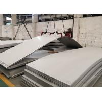 China Hot Rolled 304 Stainless Steel Sheet Hairline Surface 0.3-4.5mm Thickness on sale
