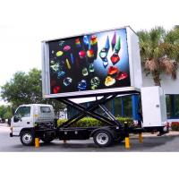 High Definition SMD P5mm Truck Mounted LED Display Waterproof LED Screen