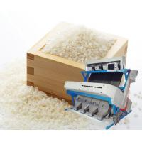 Quality Rice color sorter machine with 256 channels, color sorting for rice wholesale