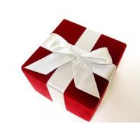 China New design paper gift box with ribbon on sale