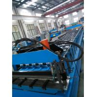 Quality Steel Sheet Corrugated Roll Forming Machine Solar Panel For Construction wholesale
