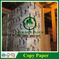copy paper manufacturers 80gsm grade A 100%virgin pulp photocopy paper