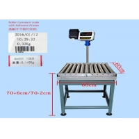 Quality Express C6 Stainless Steel Roller Conveyor Machine RC6060 P With Printer wholesale