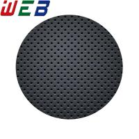 China perforated metal speaker grill on sale
