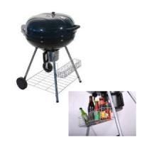 "Quality 22"" (56cm) Kettle Charcoal BBQ with Shelf wholesale"