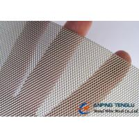 Quality Micro Expanded Metal, 2mm*1mm Diamond, 0.2mm*0.2mm Strand, Max 20cm Width wholesale