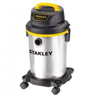 Quality Automatic Stanley Wet Dry Vacuum Cleaner 4 Gallon 15L Stainless Steel Material wholesale