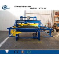 Quality Hydraulic Automatic Cutting Tile Roll Forming Machine / Cut To Length Machine wholesale