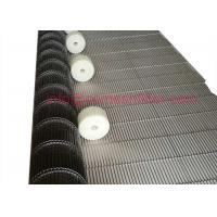 Quality 2mm Wire 304 Stainless Steel Conveyor Belt For Glazing Purpose Of Mosaic Tiles wholesale
