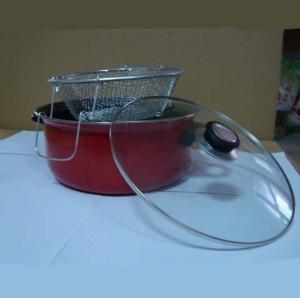 Quality Cast Iron Non-Stick Fryer wholesale