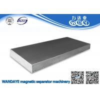 Quality Magnetic Separation Equipment Stainless steel Strong Separator Magnet Magnetic Board wholesale