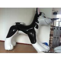 China Indoor Inflatable Wolf Decoration , Airtight PVC Inflatable Wolf for Decoration on sale