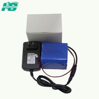 China 11.1v 18650 Lithium Battery Pack For Tissue Machine High Security Stable Working Voltage on sale