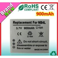 Quality NB-4L Replacement Digital Camera Battery wholesale