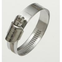 Quality 9 - 12mm Width 316 Galvanised / AISI Stainless Steel Fasteners German Hose Clamp / Clip wholesale