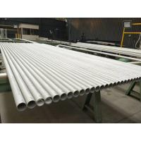 China Heat Resisting Grade EN 1.4742 DIN X10CrAlSi18 Stainless Steel Tubes / Pipes on sale