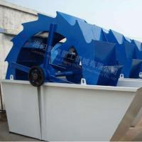 Quality XSD Series Sand Washing Plant , Gravel Washing Machine AC Motor For Mining Industry wholesale