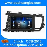 Quality Ouchuangbo DVD GPS Navigation for Kia K5 /Optima 2011-2012 Car Multimedia Stereo System OCB-2013 wholesale