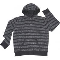 Quality Round neck pullover with hat Jacquard and Knitted sweater wholesale