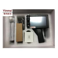 Quality Portable Handheld Inkjet Printer / Icon Handjet Printer With Invisible Ink wholesale
