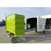 Quality Strong Steel Custom Truck Bodies For Outdoor ISUZU Road Sweeper Truck wholesale