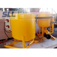 China High Work Efficiency Cement Grouting Pump For Grout Pump Mixer Multi Purpose on sale