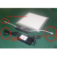 Quality Environmental friendly 5000LM 54w Dimmable LED Panel Light with constant - current driver wholesale