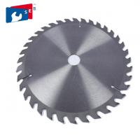 China Carbide Circular Saw Blade 210mm x 30mm with Thin Kerf for Solid Wood on sale