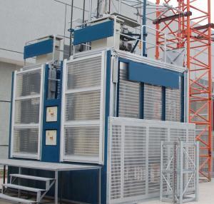 Quality Electric Construction Material Hoist  wholesale