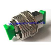 Cheap SC / APC Variable Fiber Optic Attenuator For Fiber Optic Telecom Networks for sale