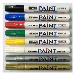 China OEM artist grade Fine colour marker pen permanent paint copic fabric markers wholesale on sale