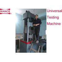 Quality Large Servo Hydraulic Universal Testing Machine For Concrete Ribbed Bars ISO6935 wholesale