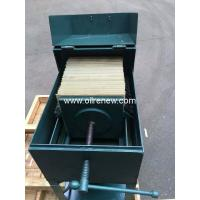 Quality Series PL Plate Pressure Oil Purifier | Oil Filtration System | Oil Cleaning Machine wholesale