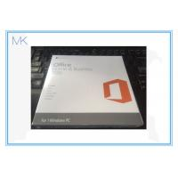 Quality MS Microsoft Windows Software Office Home and Business 2016 Keycard for Windows PC wholesale