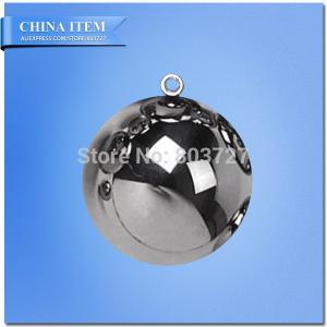 IEC EN 60065 Figure 8 / IEC EN 60950 Figure 4A - 50mm Impact Test Steel Ball with Ring