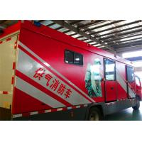 Quality Multi Functional  Gas Supply Fire Truck wholesale