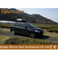 Quality ABS plastic board universal SUV / CRV Car Roof Boxes of U-bolt Mounting wholesale