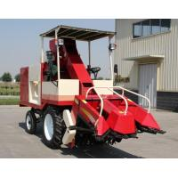 Quality Corn harvester,4YZ-2X corn combine harvester 65HP,Corn harvester threshing machines. wholesale