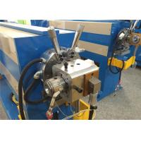 Quality PLC Controlled Plastic Cable Extruder Machine Fully Automation 65000W wholesale