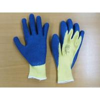 Quality Best selling OEM working gloves good quality latex Glove knit wrist of size S, M, L, XL of China supplier wholesale