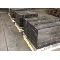 Quality Mgo-C Magnesite Carbon Brick , High Temperature Refractory Fire Bricks Anti Oxidant wholesale