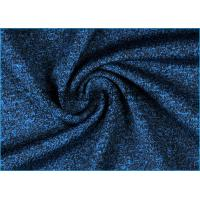 Quality Nylon Poly Spandex New Heather Effect Fitness Fabric 1.8m X 300gsm wholesale