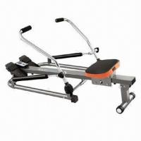 Quality Mechanical rowing machine, 125x88x35cm assembly size wholesale