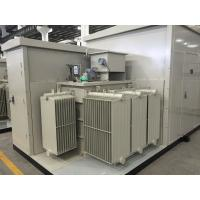 Quality 35kV Oil  /  Dry Type Transformer Prefabricated Substation For Wind & Photovolaic wholesale