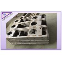 China OEM Welded Housing Sheet Metal Fabrication Cutting - Bending - Welding on sale