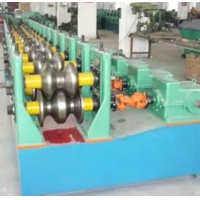 Quality 2 Waves And 3 Waves 8m / Min Guard Rail Roll Forming Machine wholesale