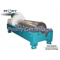 Quality Horizontal Structure Nozzle Discharge Type Decanter Centrifuges for Grading wholesale