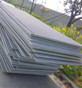 China 38x38x38mm ,1220x 3660mm fiberglass grating for sale, FRP Gratings Price, Anti-slip Fiberg on sale